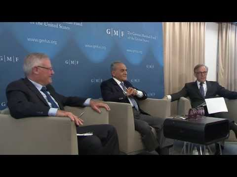 Saudi and Israeli former Intelligence Heads Part 2 - May 26 - Brussels