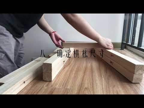 woodwork-build-a-desk-made-a-mortise-and-tenon-table-for-myself-without-nail