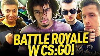 BATTLE ROYALE w CS:GO!