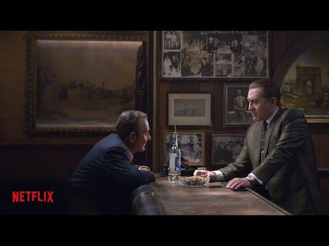 The Irishman | Offizieller Teaser I Netflix