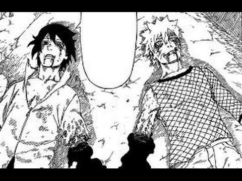 Naruto - Manga Chapter 698 Review