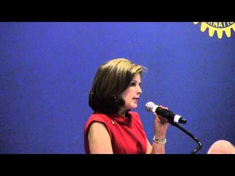 Charlotte Rotary Club 11 Nov 2014 Catherine Horne,President, Discovery Place