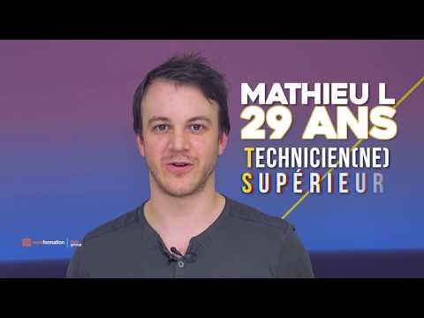 Interview Mathieu - Formation TSSI - Nextformation