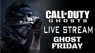 Call of Duty: Ghosts - Team Deathmatch Multiplayer Gameplay (GHOST FRIDAY)