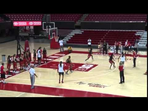 Discover a Great Closeout Drill for Pre-Practice! - Basketball 2015 #73