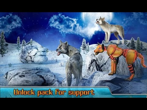 Angry Wolf Simulator 3D - Android Gameplay HD