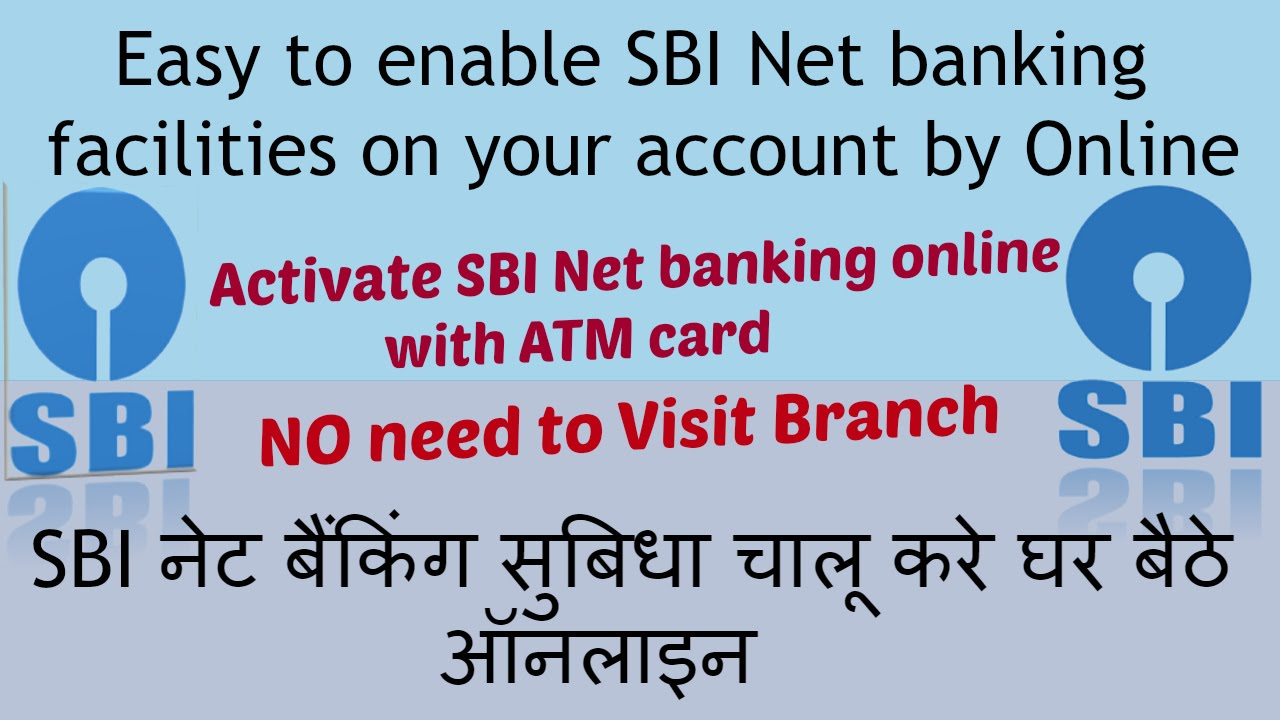 How to buy use debit card online sbi bank