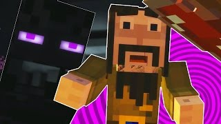 Minecraft Story Mode - IVOR ATTACKS! - Assembly Required - Part [2]