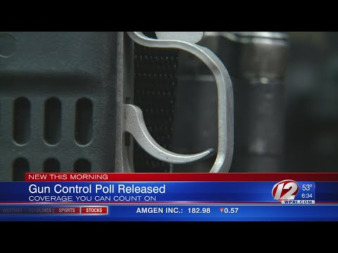Quinnipiac U poll shows majority of voters want stricter gun control laws