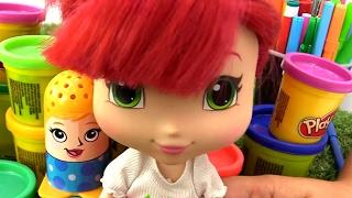 Сборник видео для детей из пластилина ПлейДо