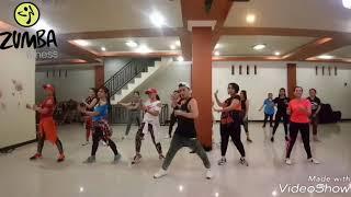 Corazón - Maluma ft. Nego do Borel (Zumba Coreo by Zin Faiz faizal)