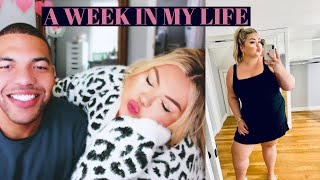 A WEEK IN MY LIFE | Closet Installation, Hydrafacial, Tinted Eyebrows