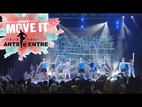 Move It 2016 Main Stage: Contemporary | Italia Conti Arts Centre