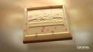 Ghirardelli Peppermint Bark Squares Commercial
