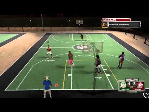 The Offseason Pick Up Games | Shawn Harris & YGeezus Ball Out w/ JuiceMan