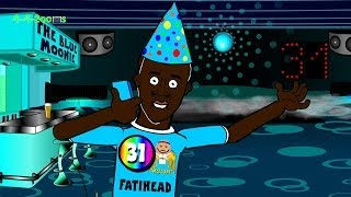 🎂yaya Toure's Birthday Cake🎂by 442oons (football Cartoon)