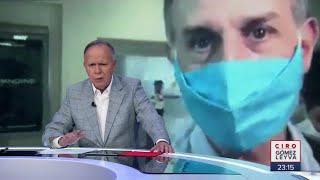 ¿lópez Gatell Debe Renunciar A La Subsecretaría De Salud?   Noticias Con Ciro Gómez Leyva