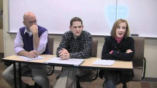 What can I do with a Communication Degree? Panel discussion - Weber State University