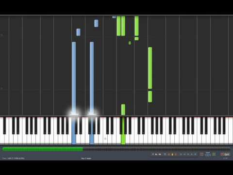 Synthesia - Eternity ~Memory of Lightwaves~ - FFX-2 Piano collections