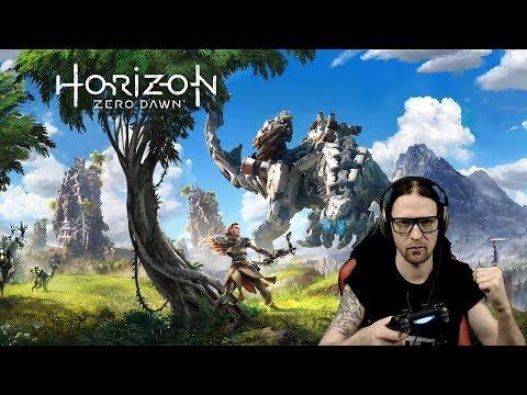 Liela Spēle - Horizon Zero Dawn Game - TIEŠRAIDE thumbnail