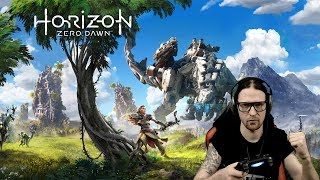 Liela Spēle - Horizon Zero Dawn Game - TIEŠRAIDE