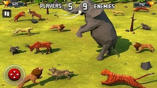 Animal Kingdom Battle Simulator 3D Android Gameplay