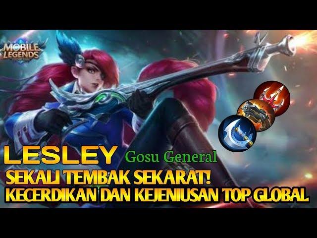 Hal yg nenek gw pelajari dari top global LESLEY - Gosu General