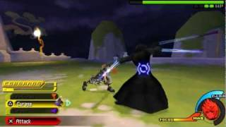 Kingdom Hearts: BBS - Mysterious Figure (Optional Boss, Ven) *CM*