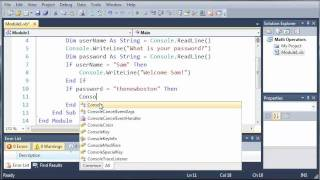 Visual Basic Tutorial - 13 - If Statement