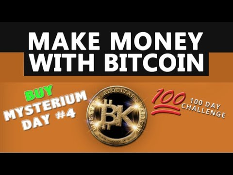Make Money With Bitcoin Day 4 Earn Free Bitcoin In Cryptocurrency Trading