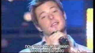 Duncan James-Sooner or Later (Live)