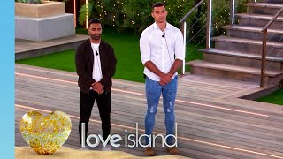 Connagh gets dumped from the villa after an explosive recoupling | Love Island Series 6