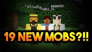Very Interesting Hidden Mob(s) in Minecraft PE 1.10.0.3...