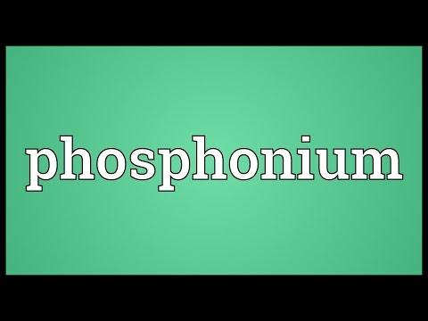 Header of phosphonium