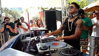 DJ Pauly D Launches Labor Day Weekend at the Palms Las Vegas YouTube Videos