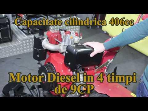 Media Line MS 100 DCF - Motosapa cu Motor Diesel - AtelierulTau.ro - WunderHaff