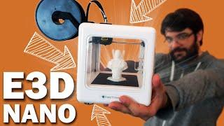 La stampante 3D più piccola al mondo?