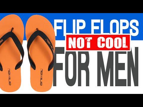 6d0f0baba6b Flip Flops - Men s Fashion Fail - YouTube
