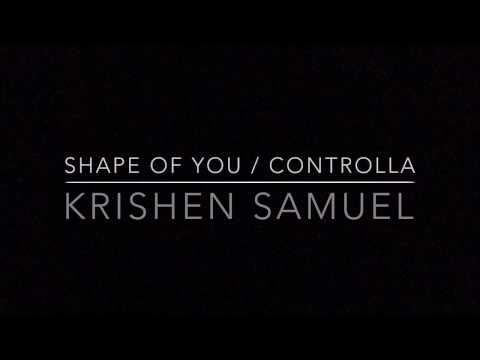 Shape Of You / Controlla Dance Freestyle | Krishen Samuel