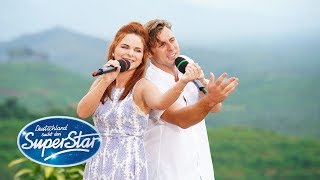 DSDS 2019 | Gruppe 01 | Angelina & Nick mit