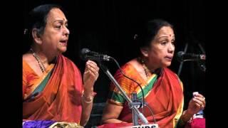 Dasara Pada: Barayya Venkataramana (Bombay Sisters)