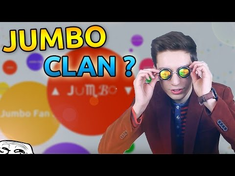JUMBO AGAR.IO CLAN ?! (Potato Show #1)
