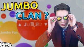 JUMBO AGAR.IO CLAN ?! (Potato Show #1)