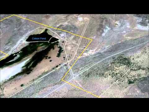 900 Acre Property in Nye County, NV