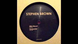 Stephen Brown - Horizontal