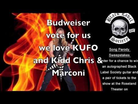 KUFO Song Parody Contest- McSpencer.m4v
