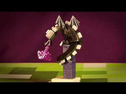 {OFFICIAL VIDEO] NEW Minecraft Craftables Series 2 Available Now
