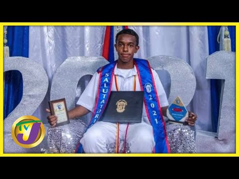 Outstanding Belize Student Defies the Odds Dennis Gladden   TVJ Smile Jamaica