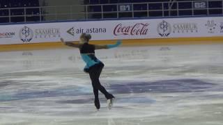 Серафима Каширина ЧРК 2016, ПП, 2,5 года на льду