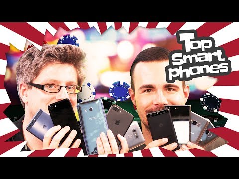 Top Smartphones 2017 (Deutsch) - Stand Juni 2017